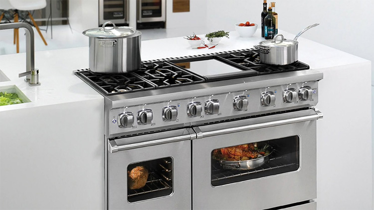 Kitchen Island For Gas Stove