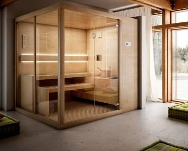 Luxury Home Sauna - LifetimeLuxury199