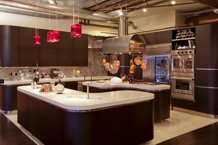 Pub and Restaurant inpired modern kitchen design