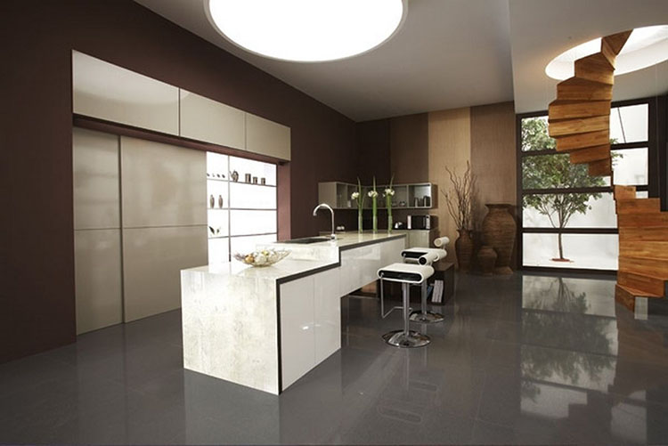 innovative modern luxury kitchen