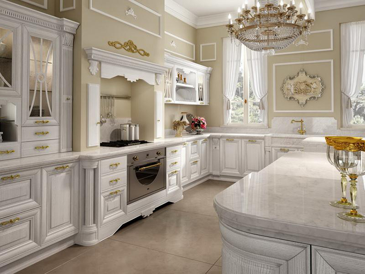 Victoria White Luxury Kitchen