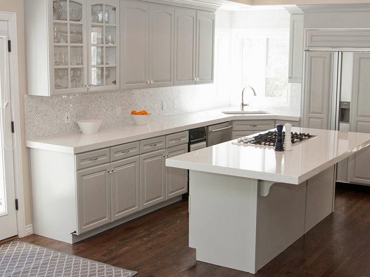 Space Optimized Luxury Kitchen