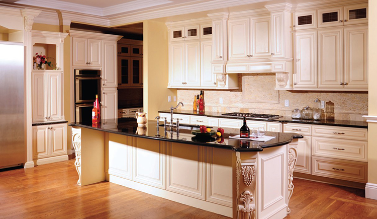 finely decorated Luxury Kitchen