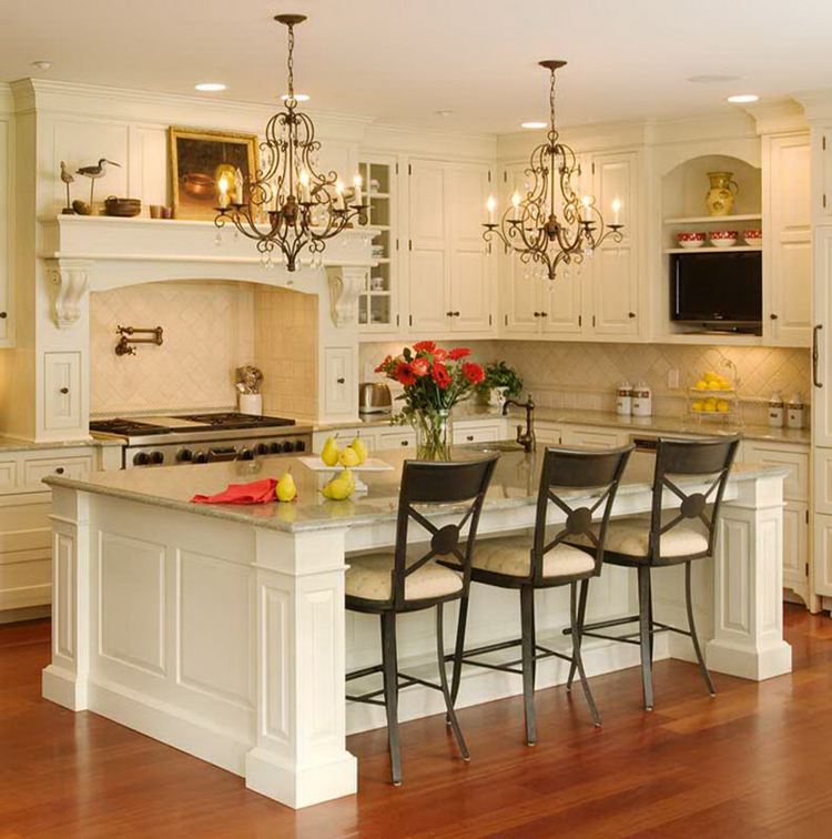 Posh Luxury Kitchen