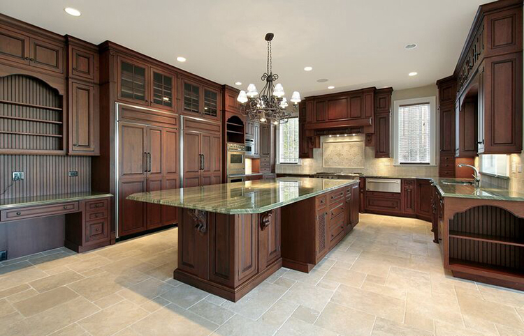 Majestic Wood Luxury Kitchen