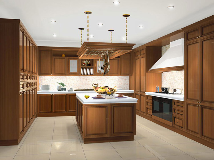 Luxury Kitchen with original elegance
