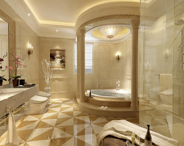 Luxury Bathroom001