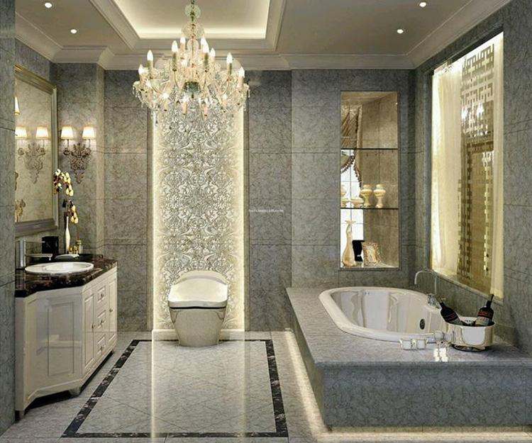 Luxury Bathroom013