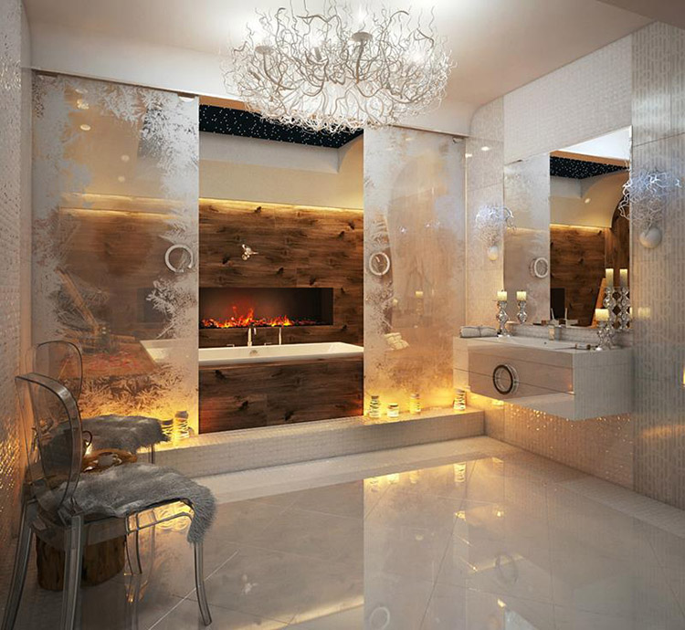 Luxury Bathroom034