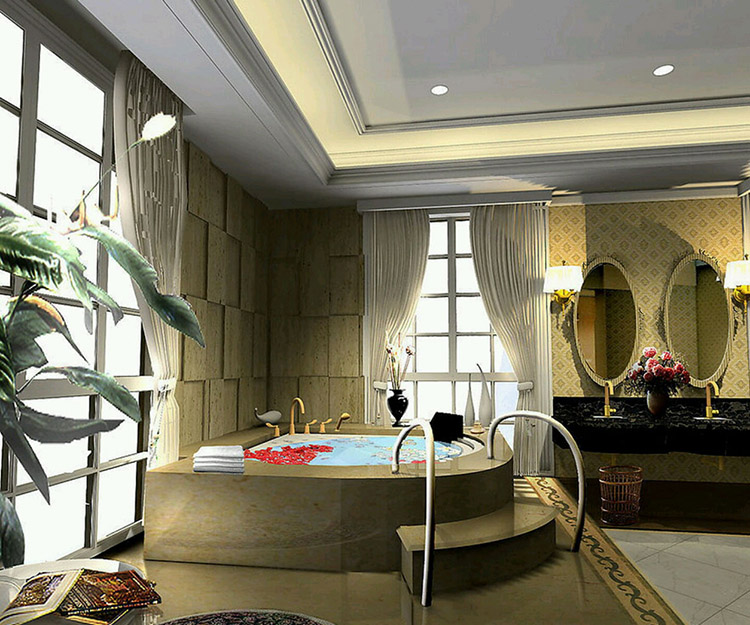 Luxury Bathroom039