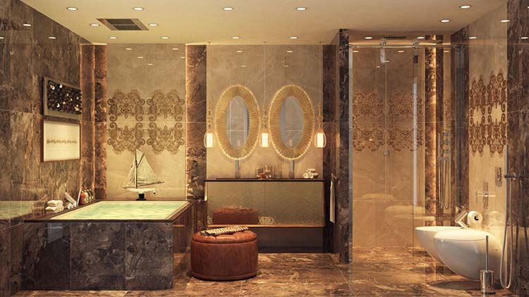 Luxury Bathroom068