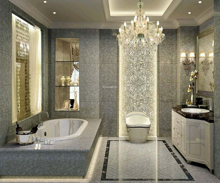 Luxury Bathroom073