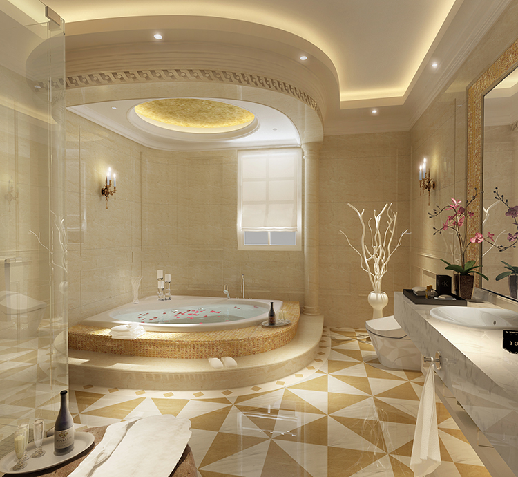 Luxury Bathroom080
