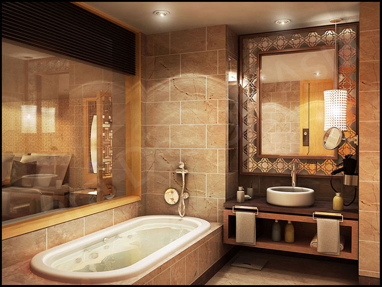 Luxury Bathroom137
