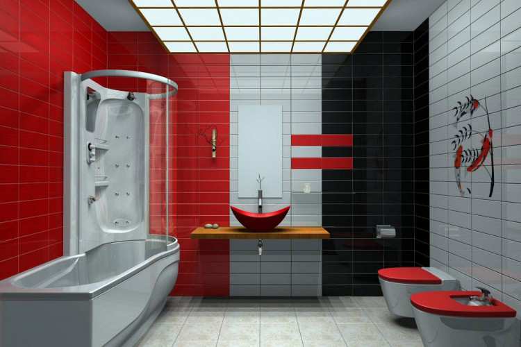Luxury Bathroom169