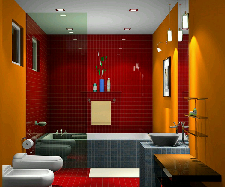 Luxury Bathroom599