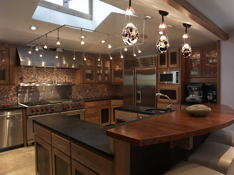 Luxury Kitchen Lighting 13