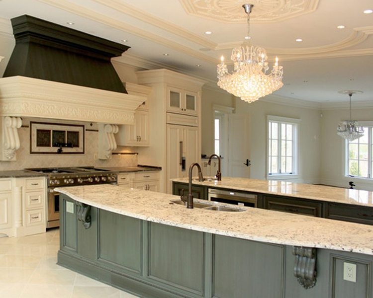 of this classic kitchen design the extra small recessed lights