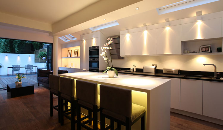 Luxury Kitchen Lighting 17