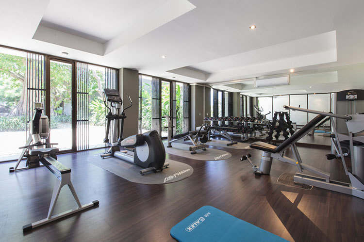 Luxury gym ideas for your home lifetime