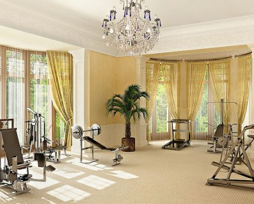 Luxury Home Gym - LifetimeLuxury049