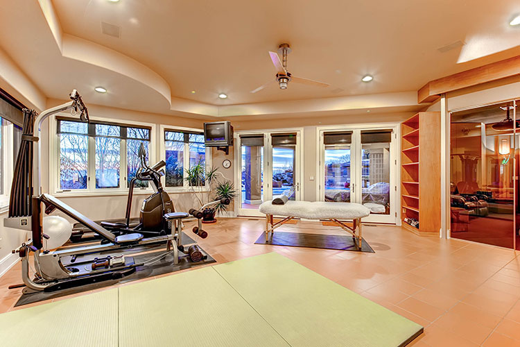 Luxury Gym - LifetimeLuxury060