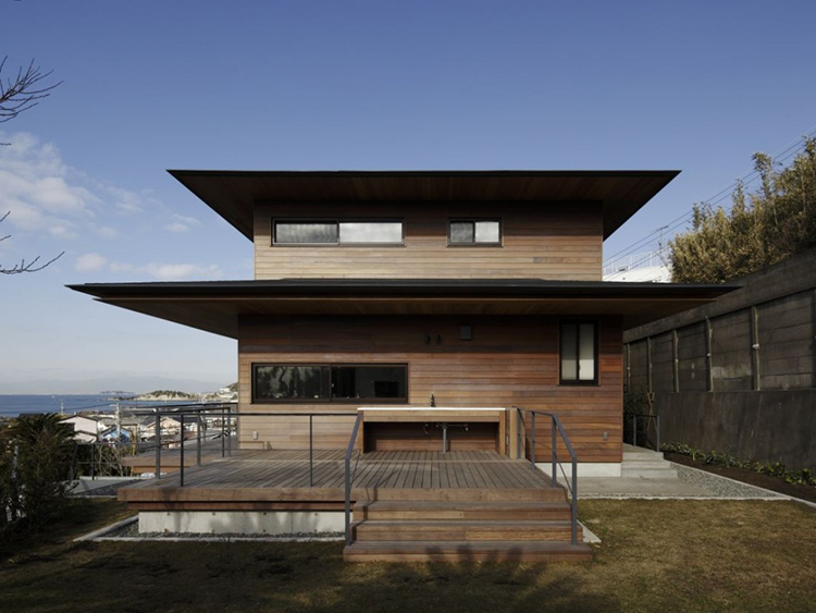 Lifetime Luxury - Japanese style two storey wooden house - Unique Architecture Design020