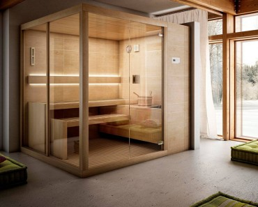 Luxury Home Sauna - LifetimeLuxury199