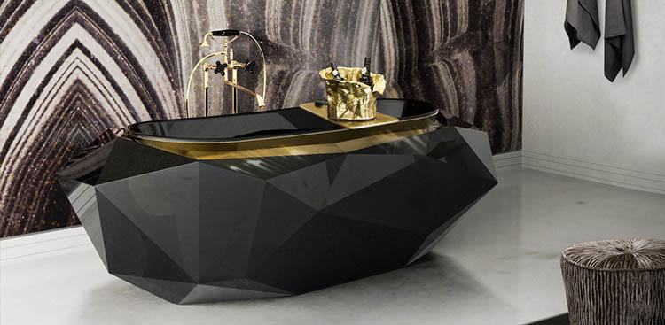 10 Unique Luxury Bath Tubs From Artistic Designers