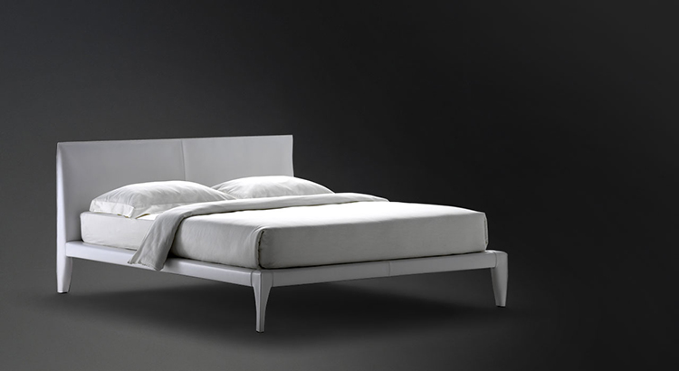 Luxury bed gallery - flou alicudi