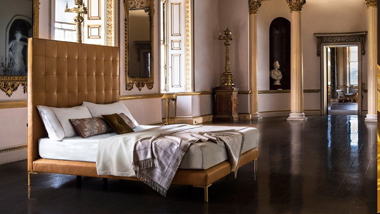 luxury bed gallery - savior beds winston 4