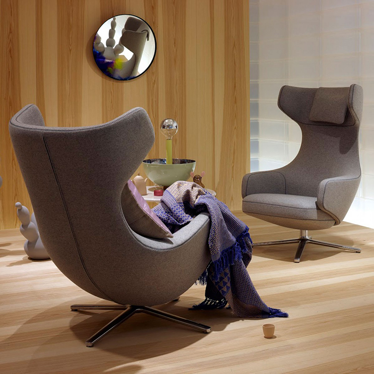 05. Luxury chairs gallery - Antonio Citterio Luxury Chair Grand Repos