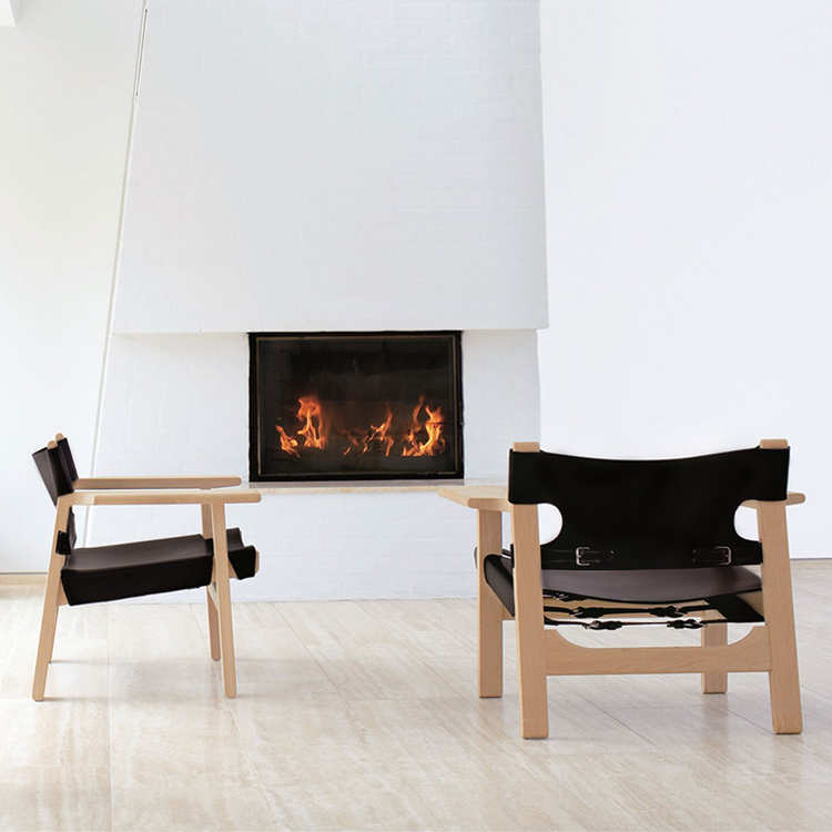 13.luxury chairs gallery Børge Mogensen Chair- the Spanish chair