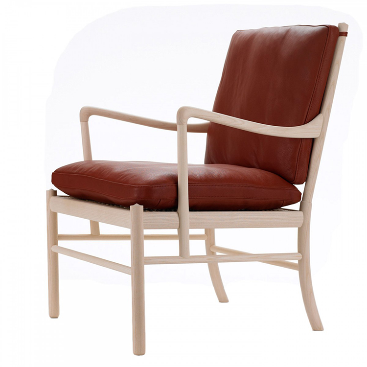 31.luxury chairs gallery -Ole Wanscher Colonial Chair