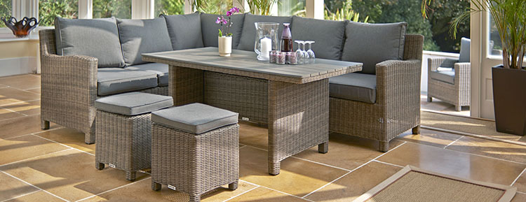 Patioworld Woven Wicker
