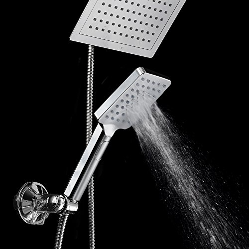 Dreamspa dual shower head system