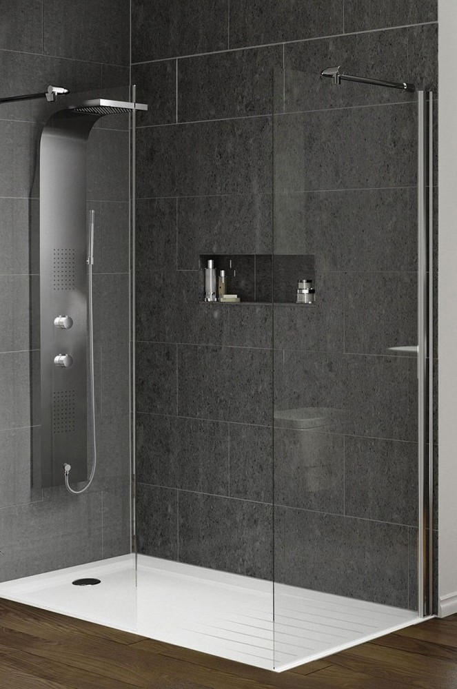 Hutdson_Reed_Shower System - one of the best shower heads
