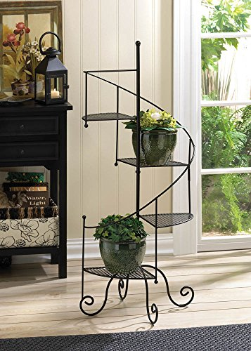circular indoor plant stands