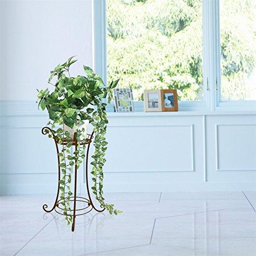 Elegant indoor plant stand