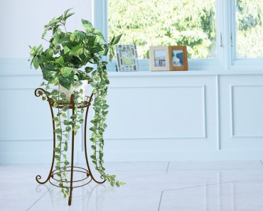 indoor flower stand