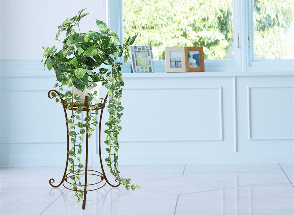 Indoor Plant Stands that will make make your indoor plants ... on Amazing Plant Stand Ideas  id=14729