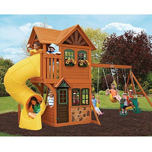 Top 10 Backyard Playground Sets Lifetime Luxury