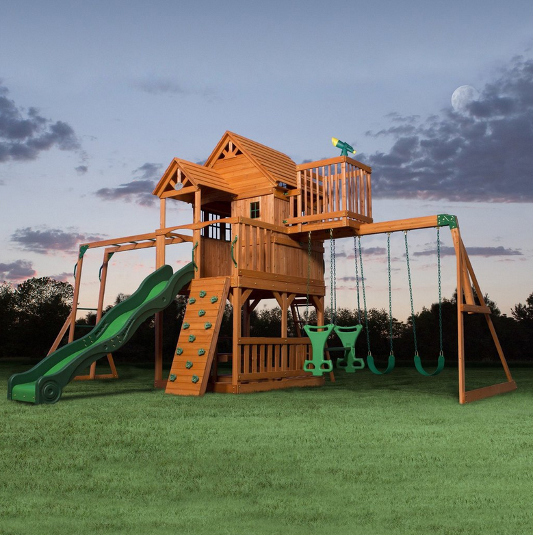 Backyard Playground Set 1