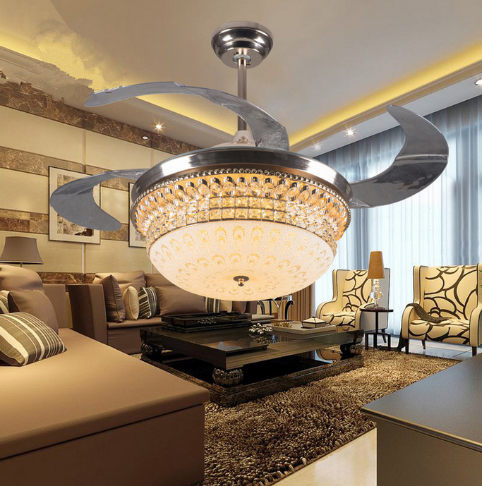 Modern Luxury Ceiling Fan
