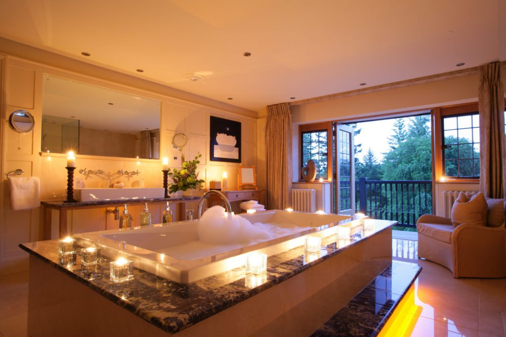 Luxury Indoor Hot Tub Designs That we Love - Lifetime Luxury
