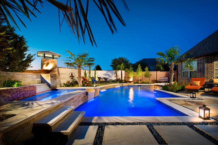 Luxury In Ground Swimming Pools Photo Gallery Lifetime