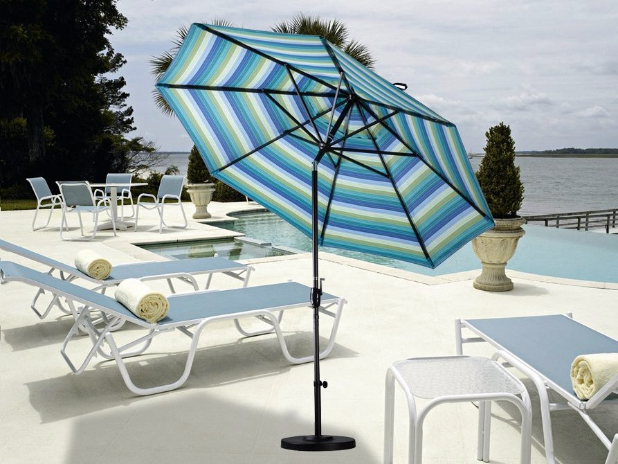 Patio Umbrella Styles Lifetime Luxury