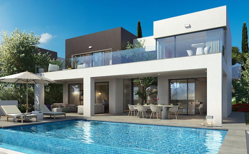 Modern and contemporary villas in marbella costa del sol spain lifetime luxury - Luxury homes marbella ...